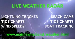 BOATERS VIEW LIVE RADAR - WEBCAMS - BEACH CAMS  - BOAT TRACKING and MORE in MacDill AFB, FL