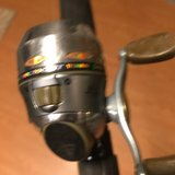 Shakespeare microcast   Rod reel combo in Fort Campbell, Kentucky