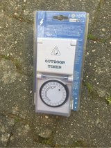 220 outdoor timer in Ramstein, Germany