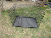 Large pet cage carrier/cage/crate in Lakenheath, UK