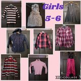 girls 5-6 years clothes bundle in Lakenheath, UK