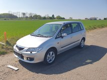 Mazda PRIMACY Manual Neu Inspektion 2003 only 79.000 miles 7 sids in Ramstein, Germany