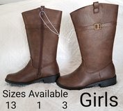 Girls Boots NWT in Fort Benning, Georgia