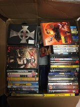 Huge Box of DVD's & Blu-Rays in Ramstein, Germany