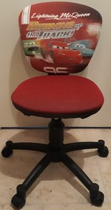 Childs Desk Chair Disney Cars * Cleaning out sale... in Wiesbaden, GE