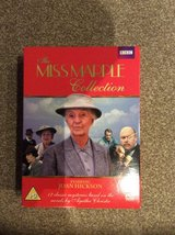 REDUCED THE MISS MARPLE DVD COLLECTION in Lakenheath, UK
