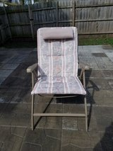 Patio chairs set of 4 in Batavia, Illinois