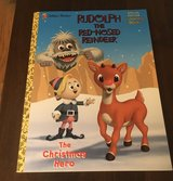 Rudolph Coloring Book in St. Charles, Illinois
