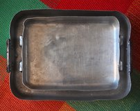 Italian vintage metal baking trays in Okinawa, Japan