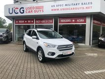 2018 Ford Escape SEL (AWD) in Spangdahlem, Germany