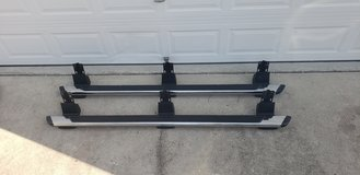 04-07 Ford F250 Chrome Running Boards in Wilmington, North Carolina