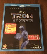 Tron Blu-Ray & DVD in Chicago, Illinois