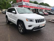 2015 Jeep Grand Cherokee Limited (4×4) in Ramstein, Germany