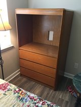 Wood Cabinet for TV or Storage in Wilmington, North Carolina