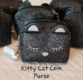 Kitty Cat Coin Purse w/Keychain $2 each or 2 for $3 in Fort Benning, Georgia