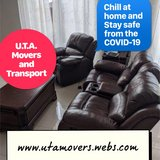 U.T.A. Movers and Transport pick up and delivery furniture assemble and installation in Wiesbaden, GE