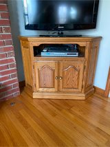 TV Stand/Corner Unit in Batavia, Illinois