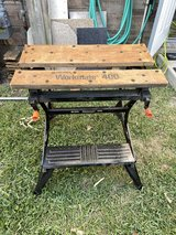 Black and Decker Workmate 400 in Kingwood, Texas