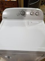 Whirlpool electric dryer in Cleveland, Texas