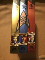 Star Trek Season One, Two, and Three in Fort Campbell, Kentucky