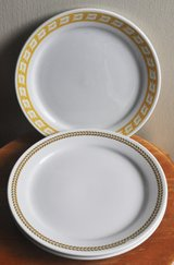 Set of 3 Norwegian plates in Okinawa, Japan