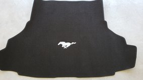 Ford Mustang Trunk Mat in Tomball, Texas