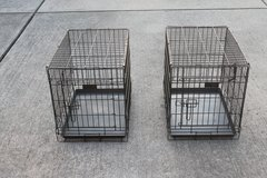 $10 each when you buy both. Nice Medium Dog Crate / Kennel $15 or Two (2) Kennels for $20 in Tomball, Texas