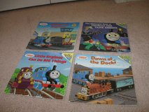 4 Thomas the Train books in Camp Lejeune, North Carolina