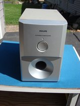 PHILLIPS SW3700/17S SUBWOOFER in St. Charles, Illinois