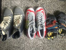 Brand New Boys Shoes - CARS & Brand New Soccer Cleats & Girls High Top Shoes in Naperville, Illinois