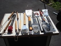 YOUR CHOICE OF BAR B Q TOOLS in Bartlett, Illinois