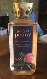 Perfect Peony Shower Gel in Yorkville, Illinois