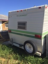 fifth wheel trailer project in Alamogordo, New Mexico