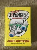Like new!  I Even Funnier Hardcover by James Patterson in Naperville, Illinois