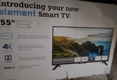 55 inch smart tv in Beaufort, South Carolina