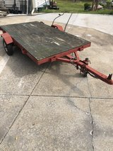 4'X8' DUMP TRAILER (Pending pickup) in Fort Campbell, Kentucky