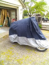 Motorcycle cover in Morris, Illinois