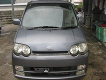 2004 DAIHATSU MOVE in Okinawa, Japan