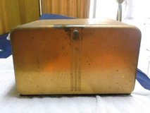 Vintage Beauty Box Bread Box/pie Safe in Okinawa, Japan