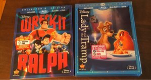 Disney Blu-Rays/DVDs in Chicago, Illinois