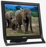 "Sony 19"" TFT LCD flat screen monitor (Price Reduced) in Stuttgart, GE"