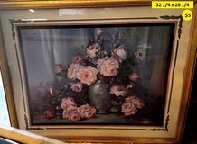 Roses Picture Home Decor Wall Art in Norfolk, Virginia