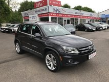 2016 Volkswagen Tiguan 2.0T SEL 4Motion - New Arrival in Spangdahlem, Germany