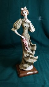 Florence Lady Figurine #2490-122 in Camp Lejeune, North Carolina