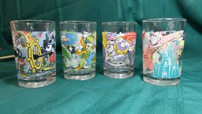 Disney 100th Anniversary Glass from McDonald's #2490-102 in Camp Lejeune, North Carolina