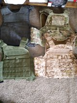 Plate Carriers in Barstow, California