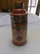 Vintage Stanley Dry Mop spray Can in Okinawa, Japan