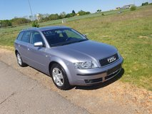 Audi A4  1.8 turbo Automaten New Inspektion 2004 only 96.000 miles in Ramstein, Germany