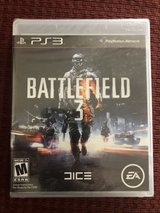 battlefield 3 for PS3 in Naperville, Illinois