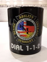 112 Coffee  mug in Ramstein, Germany
